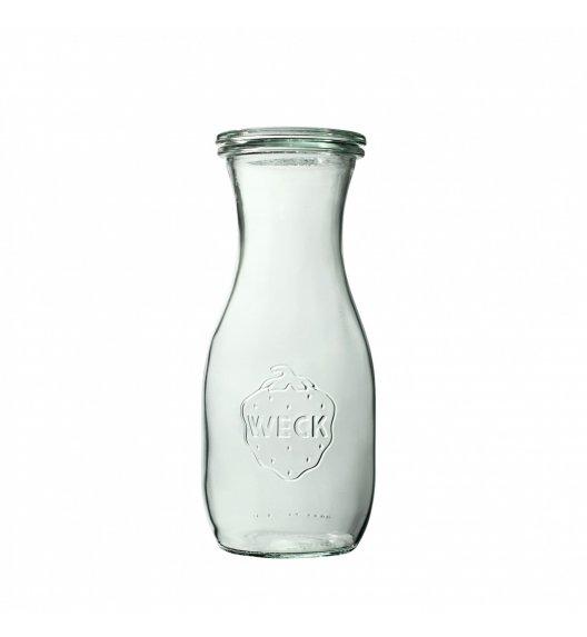 WECK Komplet 6 butelek bez pokrywki 530 ml / szkło / TG HOME