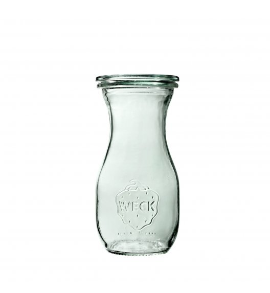 WECK Komplet 6 butelek bez pokrywki 290 ml