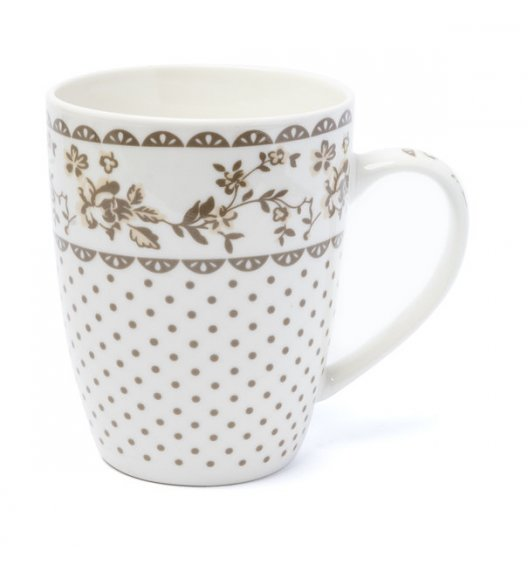 TADAR CHICA KWIATY Kubek 350 ml / porcelana New Bone China
