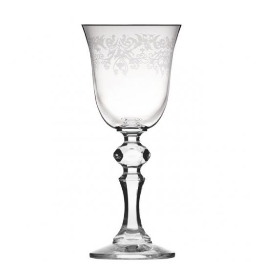 KROSNO KRISTA DECO Komplet kieliszków do wódki 50 ml / 6 el / szkło wysokiej jakości