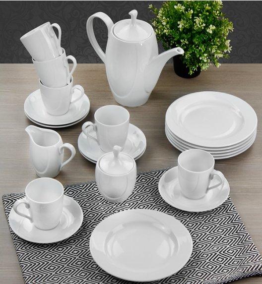 CHODZIEŻ VEGA Serwis kawowy 39 el / 12 osób / porcelana