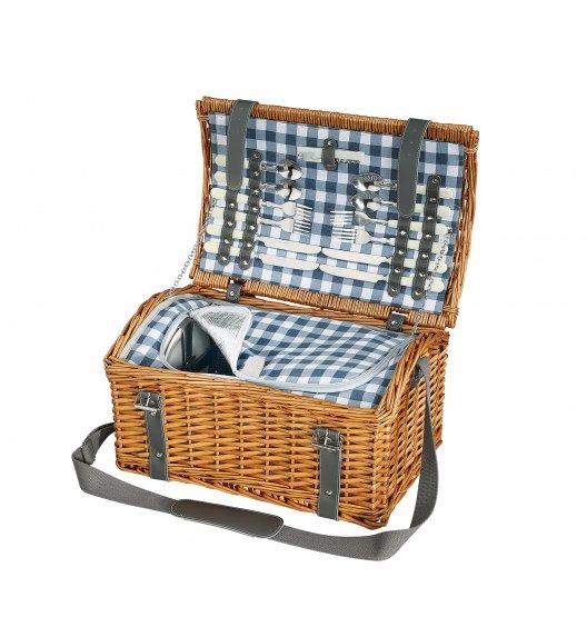 CILIO GARDA Kosz piknikowy dla 4 osób z wyposażeniem / FreeForm
