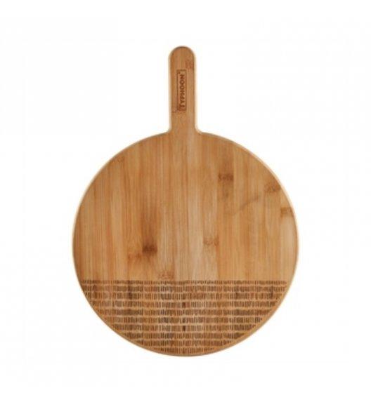 TYPHOON MONOCHROME Deska do serwowania / drewno bambusowe / Btrzy