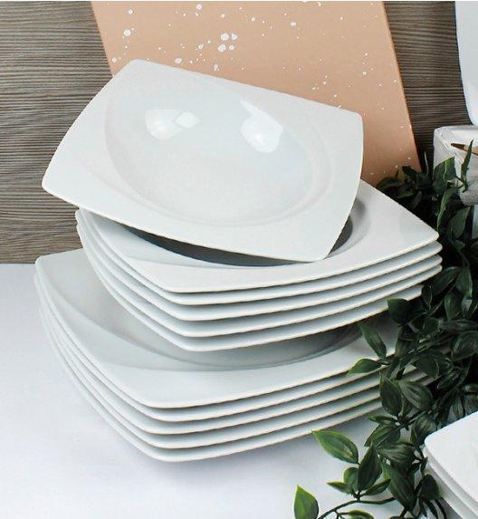 LUBIANA CELEBRATION Serwis obiadowy 54 el / 18 os / porcelana