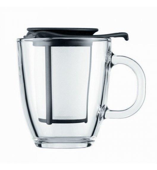 BODUM YO-YO Szklany kubek z zaparzaczem 350 ml / Btrzy