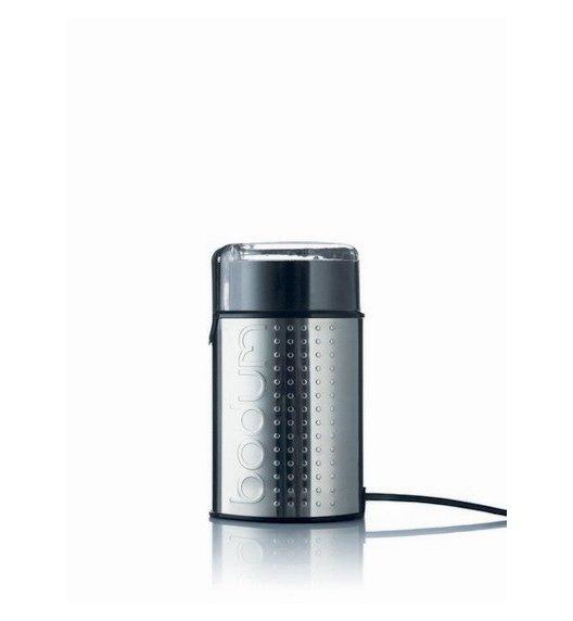 BODUM BISTRO Młynek elektryczny do kawy 9,5 x 16,8 cm / srebrny / Btrzy