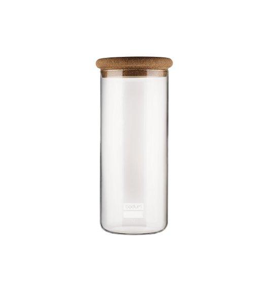 BODUM YOHKI Pojemnik szklany do przechowywania z pokrywką 2,5 l / Btrzy