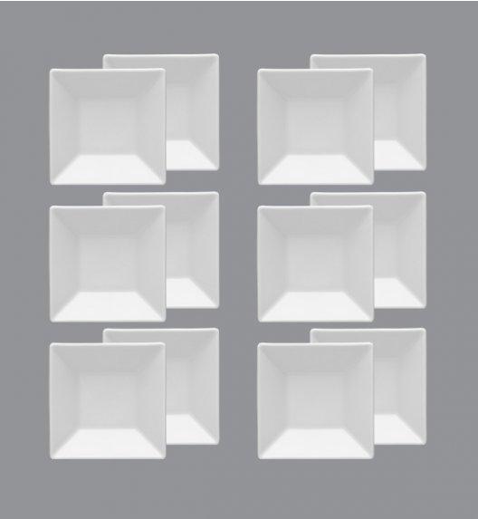 LUBIANA CLASSIC Komplet Salaterka 14,5 cm / 12 el / 12 os / porcelana