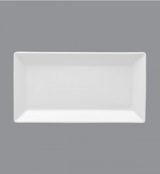 LUBIANA CLASSIC Półmis / półmisek 23,5 x 12 cm / porcelana