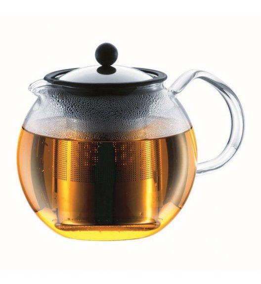 BODUM ASSAM Dzbanek / zaparzacz do herbaty 1 l / szkło / Btrzy