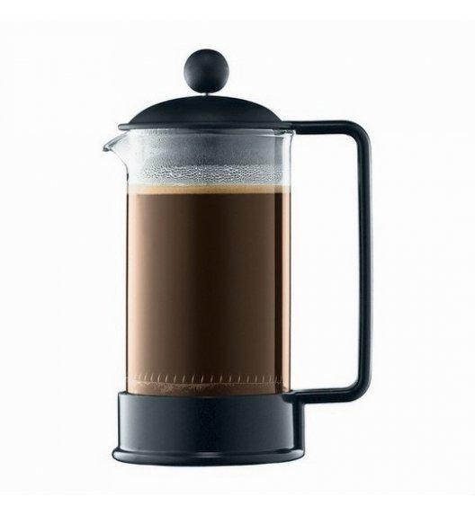 BODUM BRAZIL Zaparzacz do kawy 0,35 l / czarny / tworzywo sztuczne / Btrzy