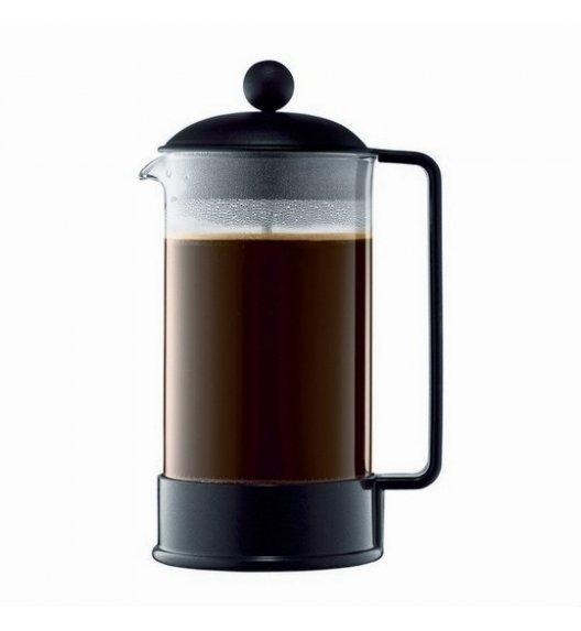 BODUM BRAZIL Zaparzacz do kawy 1,0 l / czarny / tworzywo sztuczne / Btrzy