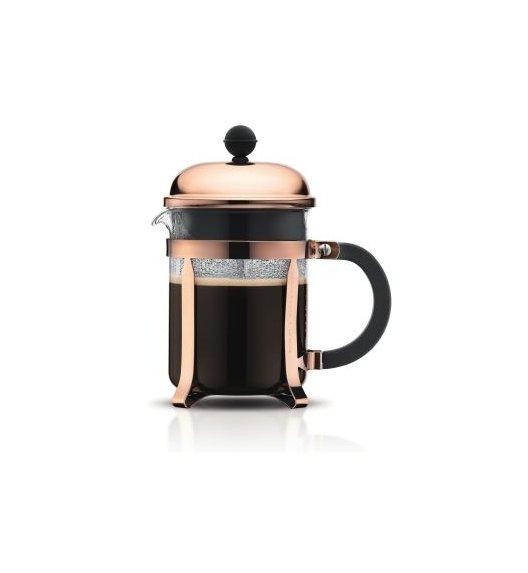 BODUM CHAMBORD Zaparzacz do kawy 0,5 l french press / szkło / Btrzy