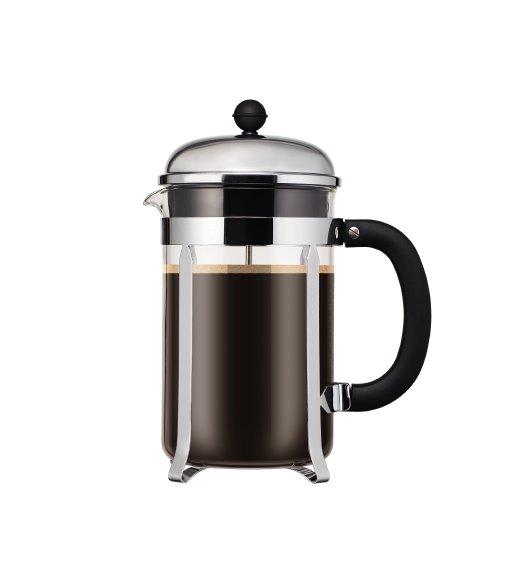 BODUM CHAMBORD Zaparzacz do kawy 1,5 l french press / szkło / Btrzy