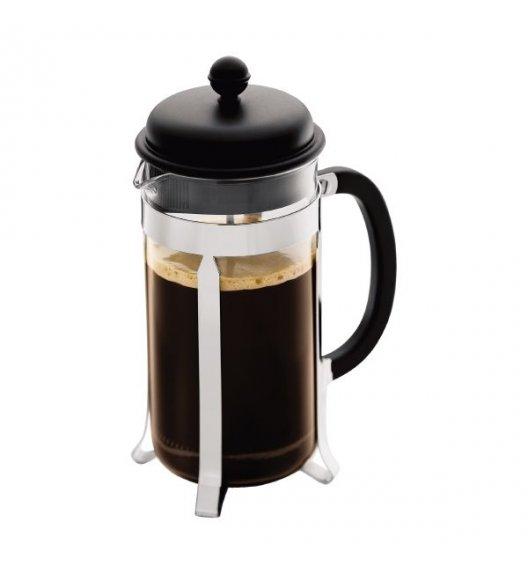 BODUM CAFFETTIERA Zaparzacz do kawy 1 l french press / czarny / szkło / Btrzy