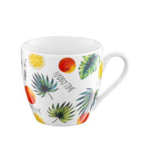 AMBITION TROPICAL Kubek 510 ml / owoce / porcelana / 40070