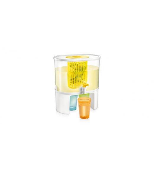 TESCOMA MY DRINK Pojemnik na napoje 5 L z sitkiem / tworzywo sztuczne