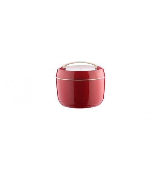 TESCOMA FAMILY Termobox 2,5 l - termos obiadowy / czerwony / tworzywo sztuczne