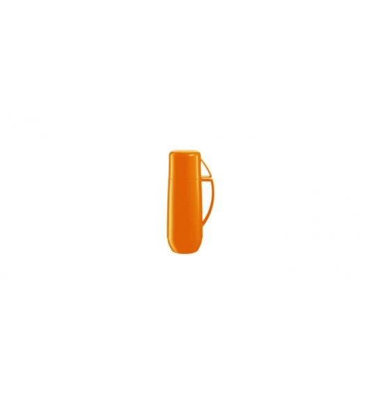 TESCOMA FAMILY COLORI Termos z kubkiem 0,15 L / pomarańczowy /  tworzywo sztuczne