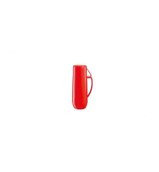 TESCOMA FAMILY COLORI Termos z kubkiem 0,15 L / czerwony /  tworzywo sztuczne