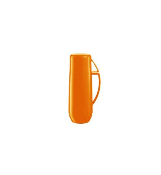 TESCOMA FAMILY COLORI Termos z kubkiem 1,0 L / pomarańczowy / tworzywo sztuczne