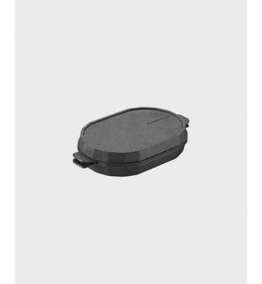 SKEPPSHULT Podwójna forma do smażenia / pieczenia / wielokątne brzegi  / Btrzy
