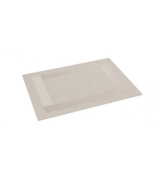 TESCOMA FLAIR Podkładka prostokątna  45 x 32cm perłowa