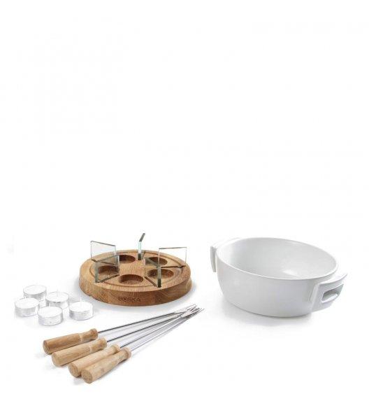 BOSKA TWINKLE Zestaw do fondue/ Biały/ Ceramika/ LENA