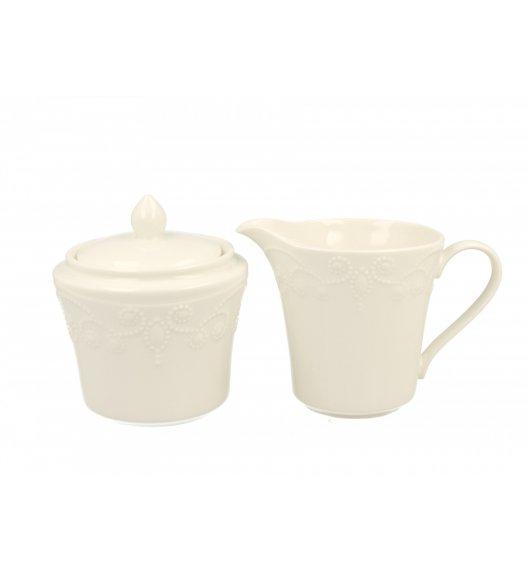DUO ING Cukiernica i mlecznik / porcelana