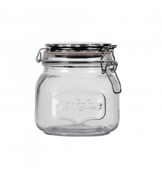 TADAR Słoik z pokrywą na klips 750 ml / szkło