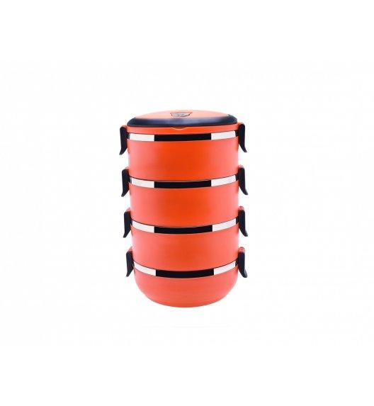 TADAR Termos obiadowy 2,8 L pomarańczowy / 4 warstwy