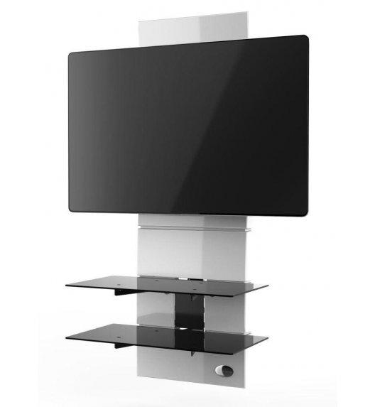 MELICONI GHOST DESIGN 3000 Panel pod telewizor / biały