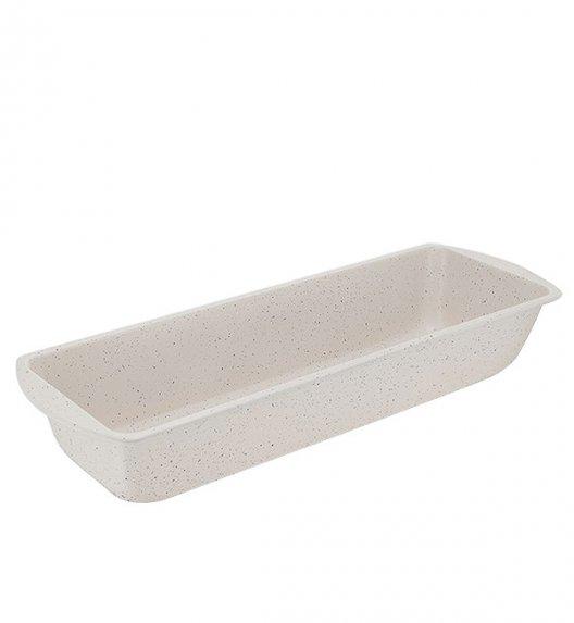 AMBITION NATURE Keksówka na ciasto 39 x 12,5 x 6 cm / kremowa / 82982