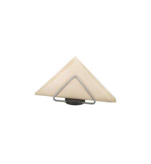 WYPRZEDAŻ! TESCOMA CLUB Serwetnik trójkątny 11 x 7 cm / stal nierdzewna