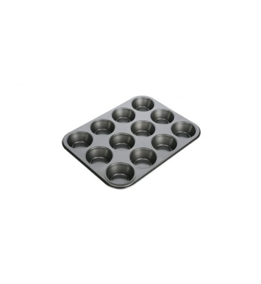 WYPRZEDAŻ! TESCOMA DELICIA Foremka do pieczenia 12 muffinek / powłoka antyadhezyjna