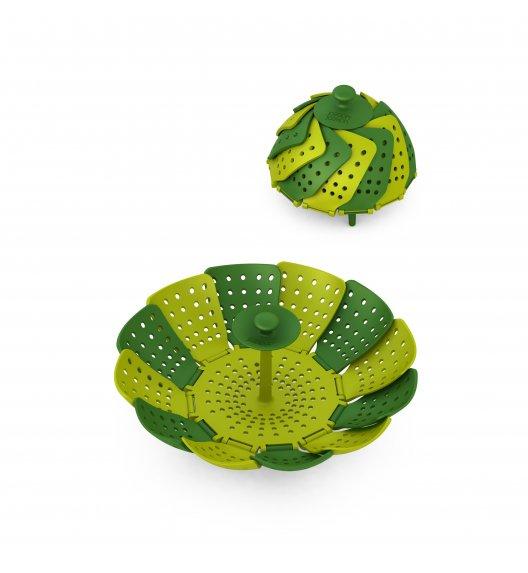 Wkład do gotowania na parze Joseph Joseph Lotus Plus zielony - wysoka jakość / Btrzy