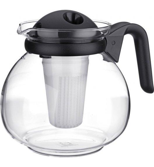 WESTMARK TEATIME Dzbanek na herbatę z filtrem 1,5 l / szkło
