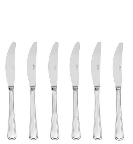 Gerlach Antica Sztućce 6x nóż obiadowy LUZ / połysk