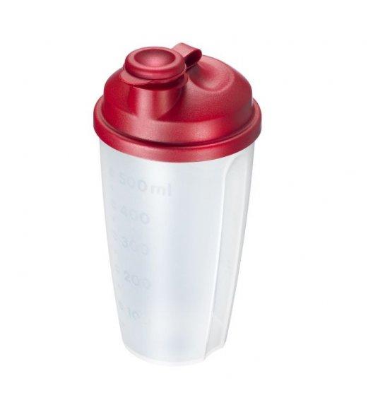 WESTMARK Shaker 500 ml / czerwony