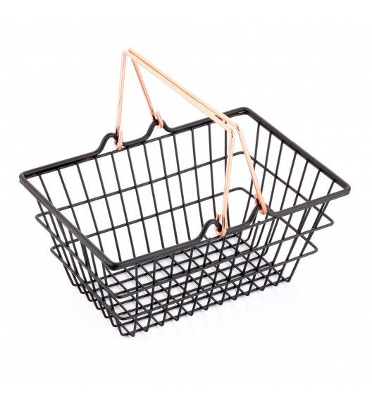 STARKE HARPER Koszyk do przechowywania z rączką / czarny