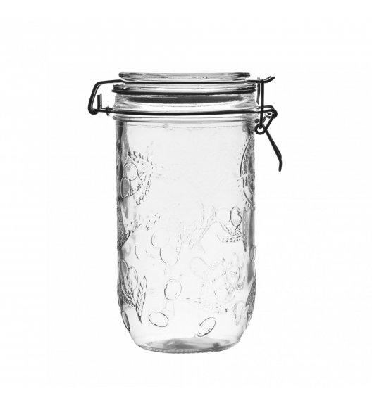 TADAR Słoik z pokrywą na klips 850 ml / szkło