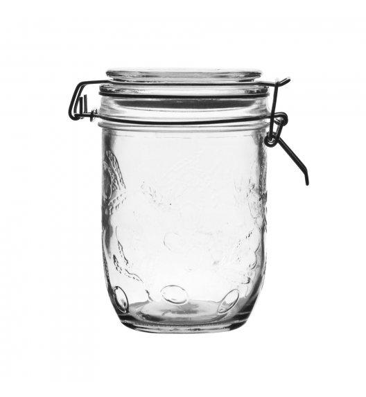 TADAR Słoik z pokrywą na klips 630 ml / szkło