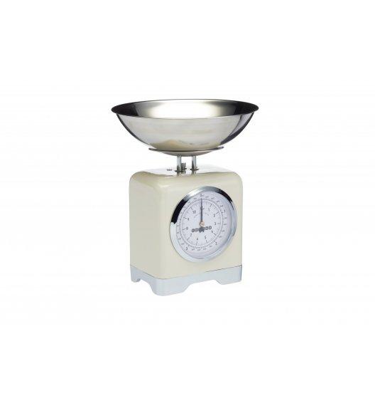 KITCHEN CRAFT LOVELLO Waga kuchennado 5 kg / kremowa