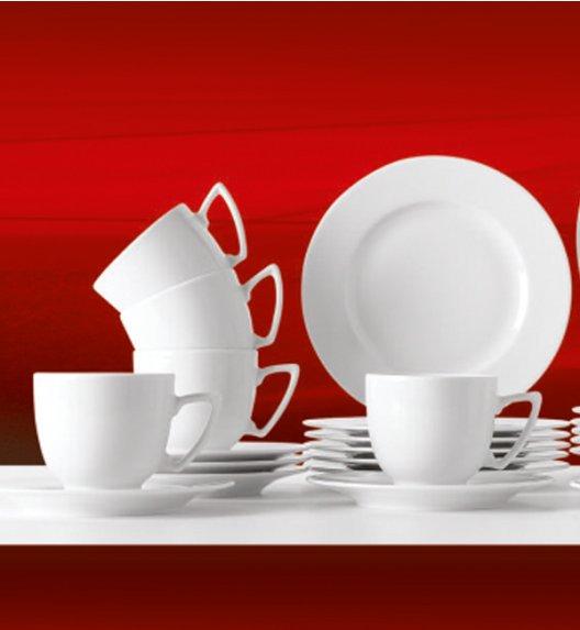 WYPRZEDAŻ! LUBIANA AMBASADOR Komplet filiżanek 6 el / 6 os / porcelana