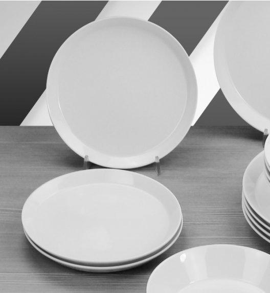 WYPRZEDAŻ! KAROLINA TRENDY Komplet 10 talerzy / porcelana
