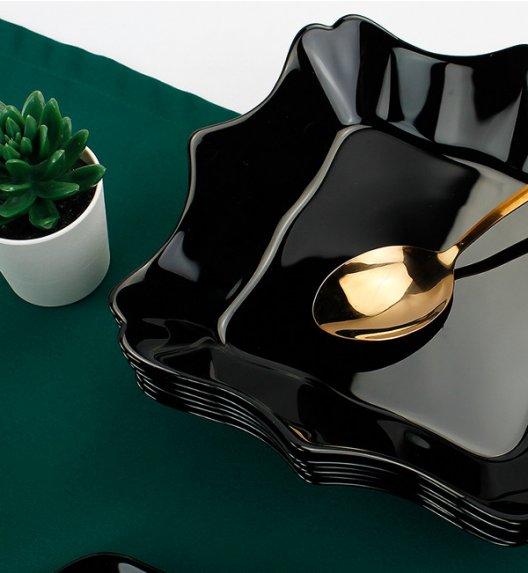 WYPRZEDAŻ! LUMINARC AUTHENTIC BLACK Komplet 5 talerzy głębokich 22 cm