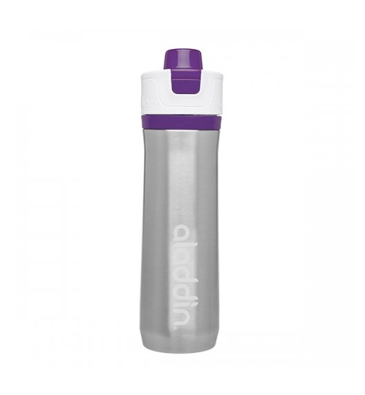 ALADDIN ACTIVE HYDRATION Butelka ze stali nierdzewnej 600 ml / fioletowa