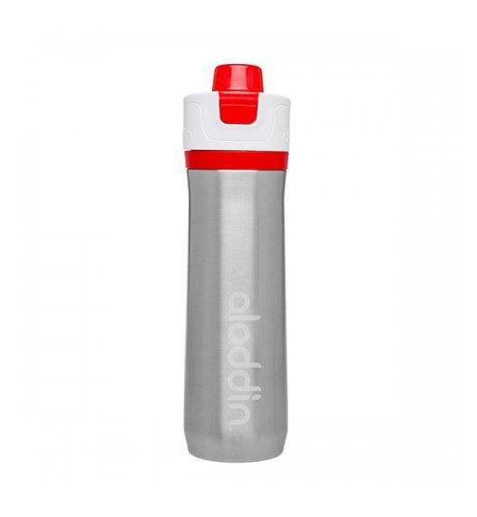 ALADDIN ACTIVE HYDRATION Butelka ze stali nierdzewnej 600 ml / czerwona