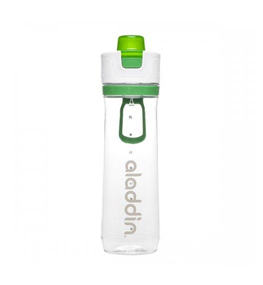 ALADDIN ACTIVE HYDRATION Butelka ze wskaźnikiem zużycia 800 ml / zielona