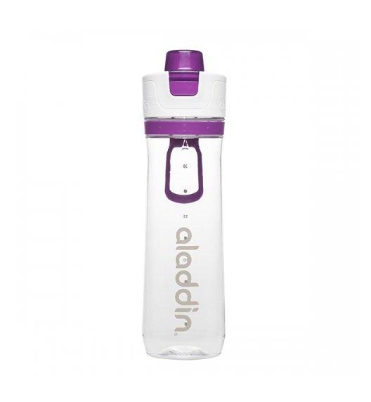 ALADDIN ACTIVE HYDRATION Butelka ze wskaźnikiem zużycia 800 ml / fioletowa
